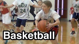 Basketball highlights and Sweet Basketball Shoes!   Sam Gordon