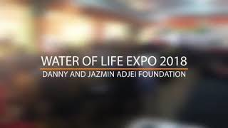 DJAF 2018 Water of Life Health Expo: Ghana