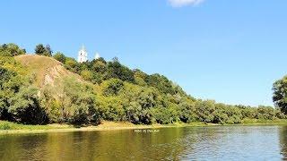 Трубчевск река Десна (Trubchevsk river Desna)(Bryansk region city Trubchevsk (Russia) Брянская область город Трубчевск., 2015-10-24T03:42:53.000Z)