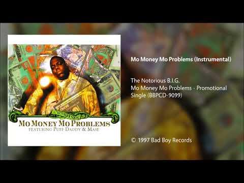 The Notorious B.I.G. - Mo Money Mo Problems (Instrumental)