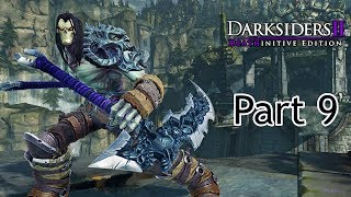 Darksiders II: DEATHinitive Edition   Exploring the Foundry Part 1!