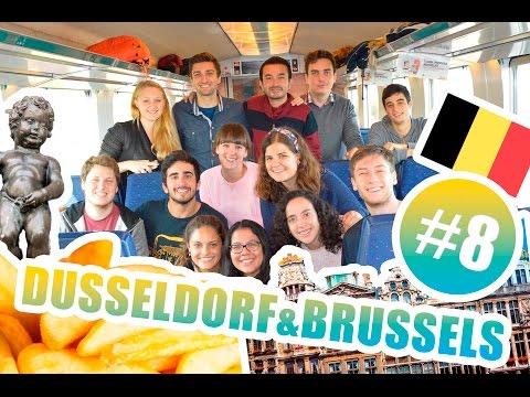 DUSSELDORF AND BRUSSELS #Ferasmus8