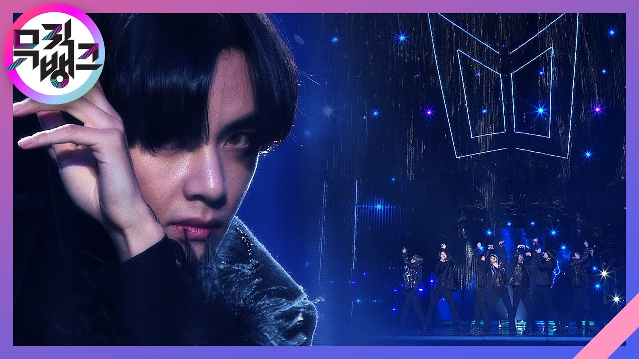 Download Black Swan - BTS(방탄소년단) [뮤직뱅크/Music Bank] 20200228