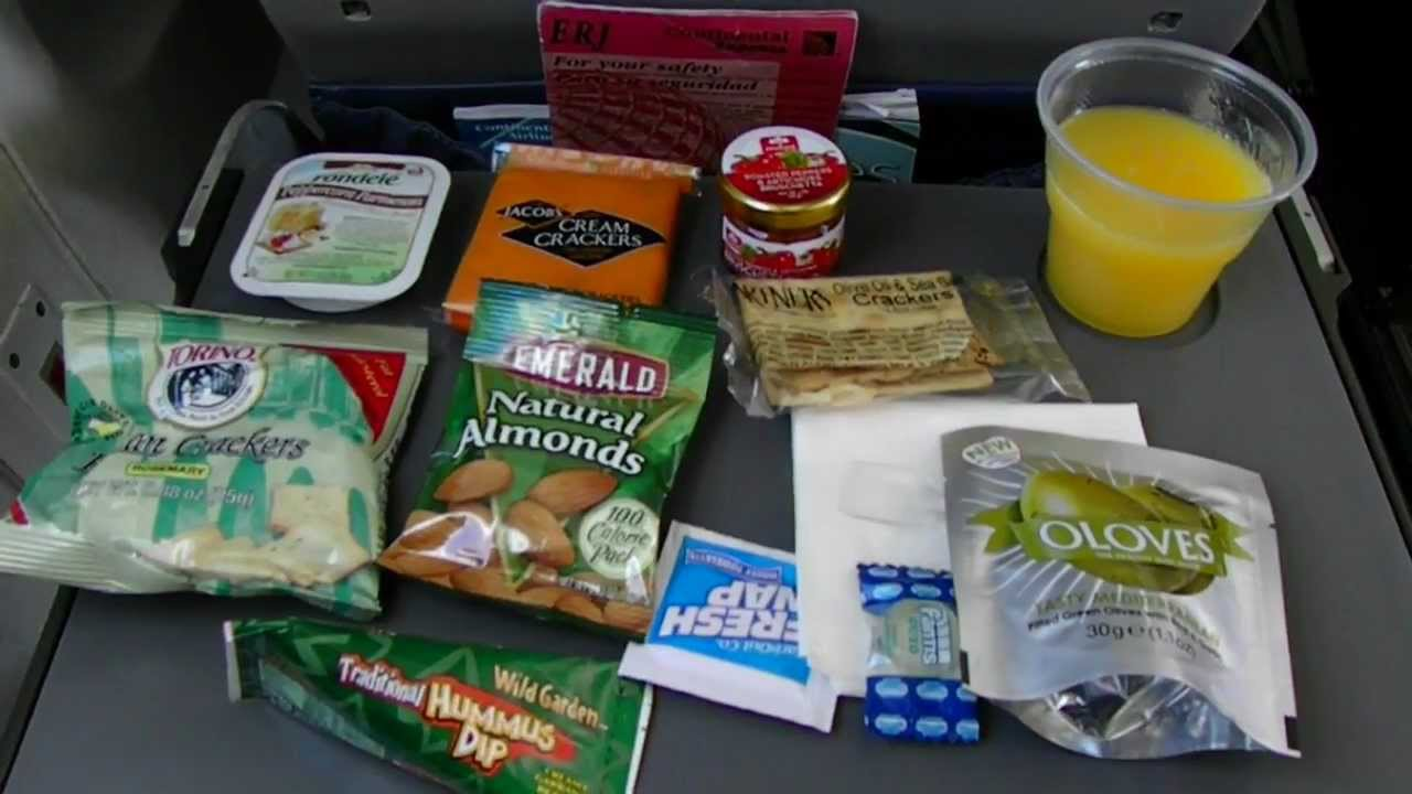 American Airlines Baby Food