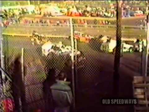 OLD SPEEDWAYS 1983 EASTERN STATES 200 Middletown N.Y.