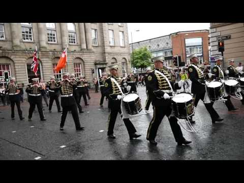 36th Ulster Division Memorial Parade Sunday 26th June 2016