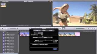 How to make a slap or punch sound effect using imovie