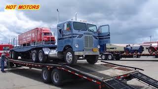 Мини грузовики. Уменьшенные копии тягачей и фур