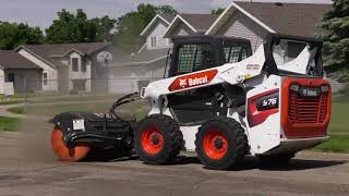 Next is Now: Bobcat R-Series Compact Loaders