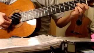 Kỷ Niệm. Poète: Vũ Hữu Định. ♫: Hào Quốc, Romantic Guitar. Poems @ Cornell Univ