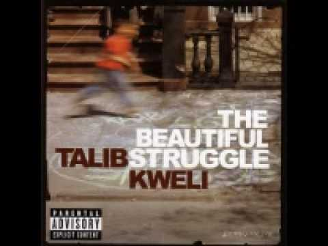 Talib Kweli - Black Girl Pain (feat Jean Grae)