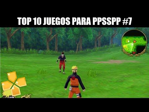 Top 10 : Mejores Juegos Para PPSSPP-Android 2017 #7 + Links De Los Juegos[MEGA-MEDIAFIRE]