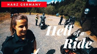 850 km Day Ride // Harz Mountains // KTM 1290 Super Adventure S