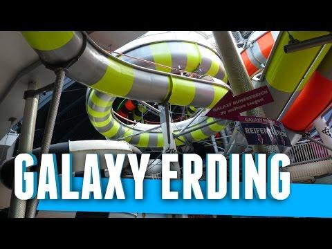 Galaxy Erding - alle Rutschen (2014 Version)! All slides at Galaxy Erding