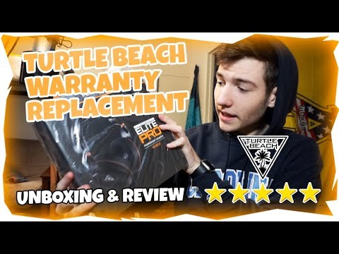 TURTLE BEACH WARRANTY REPLACEMENT!!! | BRAND NEW $200 HEADSET FOR FREE!!!
