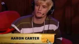 Nick and Aaron Carter DEFENDING MICHAEL JACKSON! Michael was NOT A CHILD ABUSER! PART 1