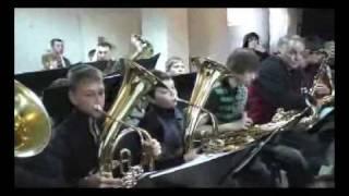 Orkiestra Stryszów 2009 - Pierwsza próba