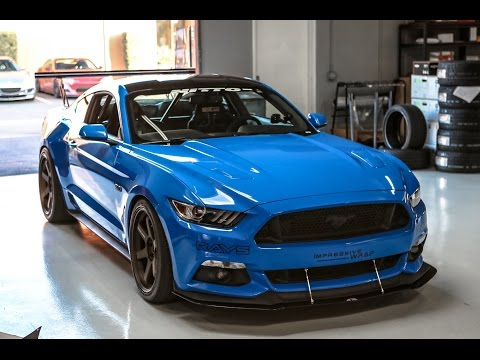 Track Build 2015 Mustang GT One Take