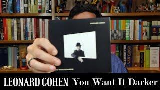 """You want it darker"": O último álbum de Leonard Cohen | Lançamento | Alta Fidelidade"