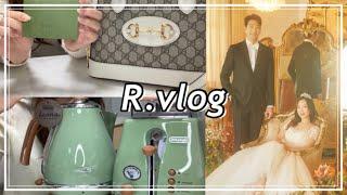 [vlog] 결혼브이로그 | 일상브이로그 | 프로포즈,…