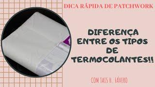 Diferença entre os tipos de termocolantes – Dica rápida com Tais H. Favero