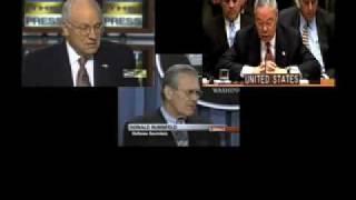 US War Criminals - The Bush Lies Montage