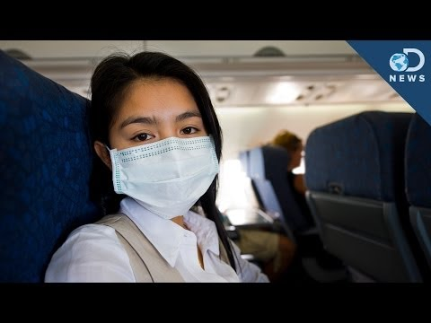 Where's The Dirtiest Place On An Airplane?
