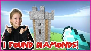 I FOUND DIAMONDS IN ROBLOX!