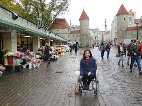 Olivia's Vlog: Estonia