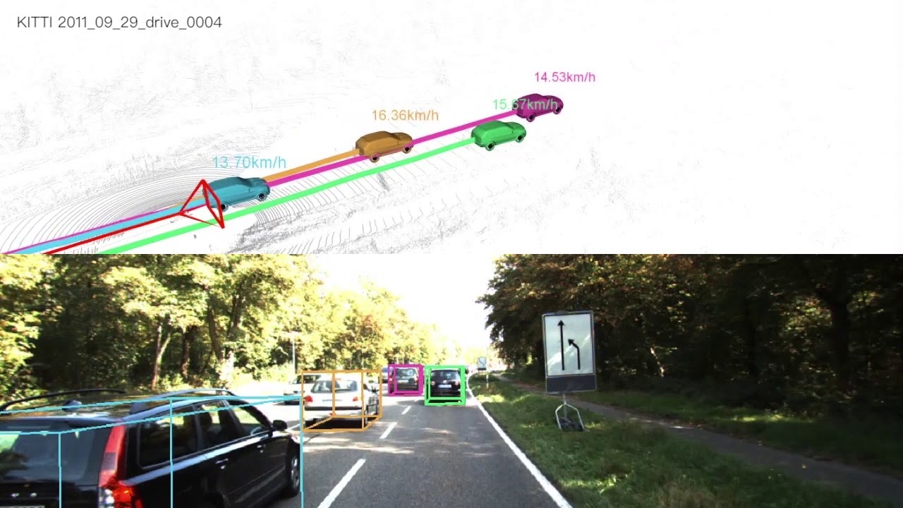 Stereo vision based semantic 3D object and ego motion tracking for  autonomous driving