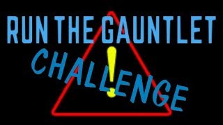REACTION: Run The Gauntlet Challenge (English / Facecam)