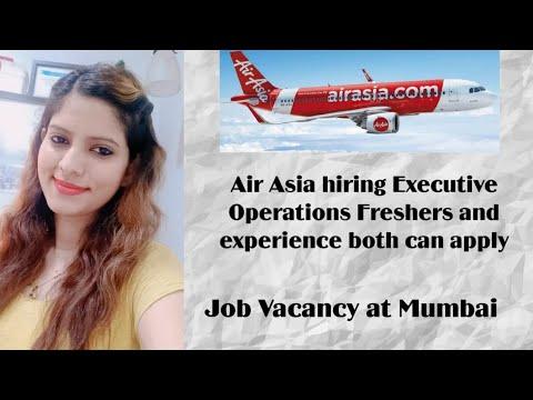 Air Asia Job Vacancy 2021