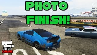 GTA 5 Racing - Insane Muscle Car Race! (Dominator Vs Dukes) - (PS4)