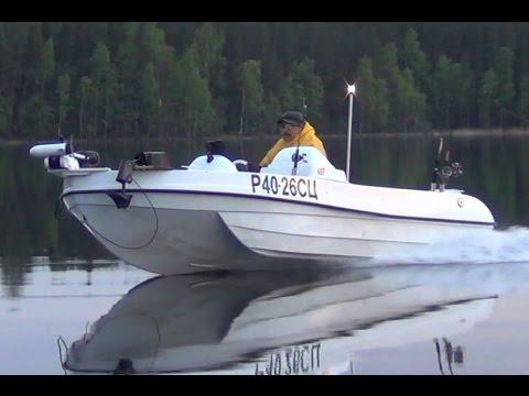 Катер для рыбалки. Часть 1