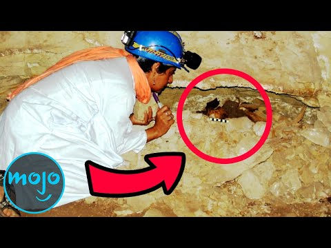 Top 10 Craziest Things Found in the Desert