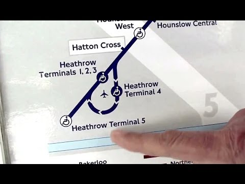 How to get from Heathrow to London for a low price all links included