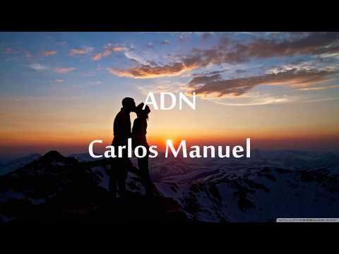 ADN - Carlos Manuel // Letra.
