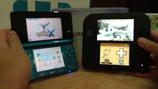 review ร ว ว 2ds แกะกล อง part 2