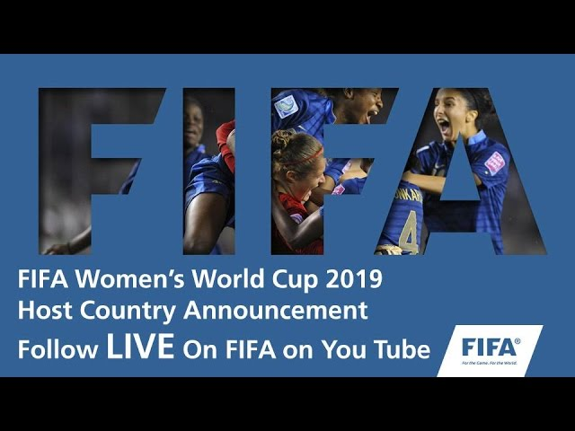 World Cup 2019 Soccer Women's World Cup in 2019