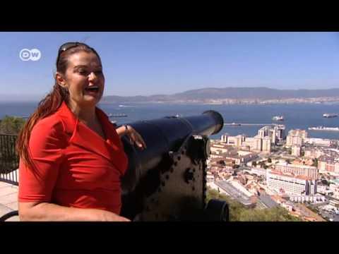 A visit to Gibraltar   Euromaxx