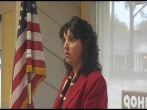 Angela Speir, Georgia PSC Chairman, GOP Breakfast Fayette #3