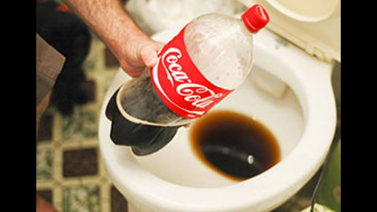 Do Not Drink Coke,Pepsi.Its Really Toilet Cleaner Must Watch ...