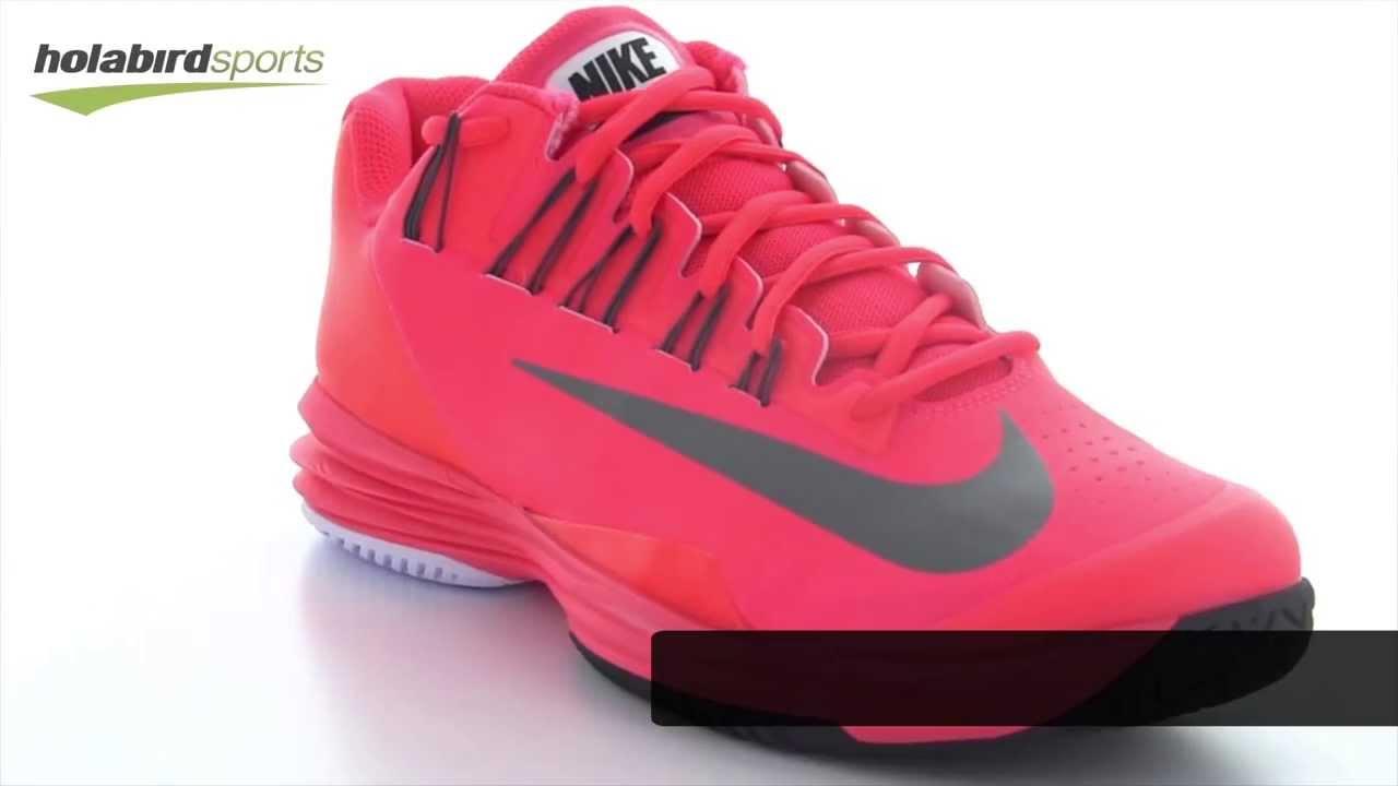 75d0903c2b74 ... 1.5 Mens Tennis Shoe Nike Lunar Ballistec Tennis Shoes - YouTube ...