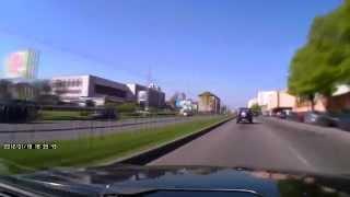 Дороги Белорусии. Гомель.