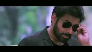 Nani Gentleman Theatrical Trailer | pawan kalyan version |msrk studios