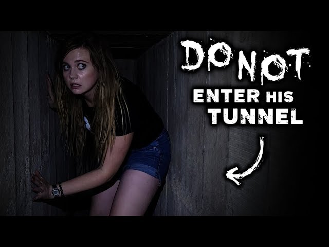 Japanese EXECUTIONER'S GHOST Tunnel | HAUNTED Penang War Museum, Malaysia