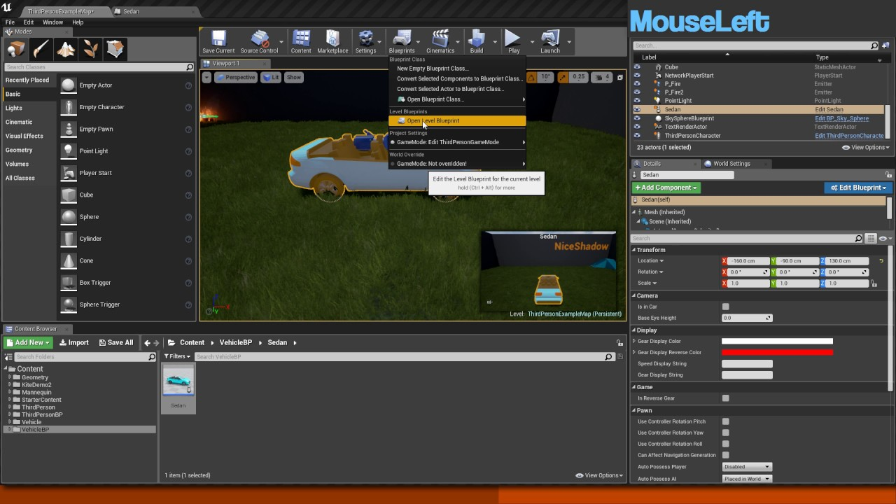 Ue4 vehicle import and variables part 13 tutorial youtube ue4 vehicle import and variables part 13 tutorial youtube malvernweather Choice Image