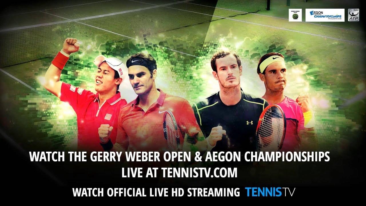 Gerry Weber Open Tv