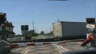 Fordham Level Crossing
