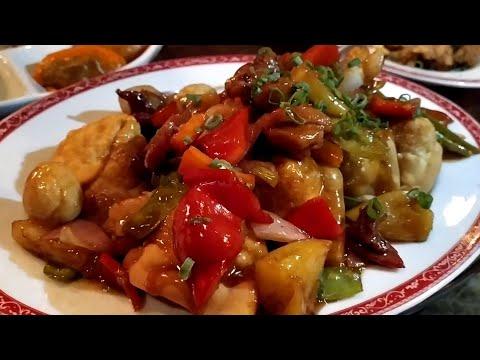 Restaurante MADAM TUSAN (Piqueo Festival) 😋 Lima - Perú / Parte 2
